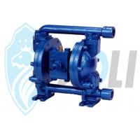 Wholesale OEM Pneumatic Diaphragm Pump , Air Driven Diaphragm Pump For Strong Acid Liquid from china suppliers