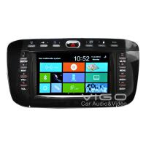 China Car Stereo Sat Nav for Fiat Punto Linea GPS Navigation Auto Radio VFI6220 on sale