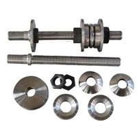 Wholesale Metal Precision CNC Machined Parts , Precision Turned Components from china suppliers