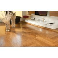 Wholesale Solid Seasoned Teak Flooring Natural Oil from china suppliers