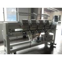 Wholesale Tubular 4 Head Embroidery Machine For Caps / Leather Products 400 X 450 Mm  from china suppliers