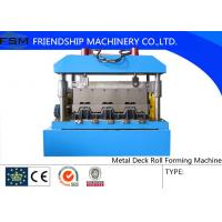 Wholesale Sheet Metal Forming Equipment , Stud Roll Forming Machine from china suppliers