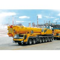 Wholesale Durable Single-Cylinder Hydraulic Mobile Crane , 7-Axle All Terrian Crane QAY400 from china suppliers
