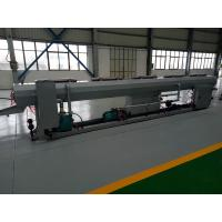 Buy cheap Waste Water PVC Pipe Extrusion Line With ABB Inverter 110 - 200mm Pipe Range from wholesalers