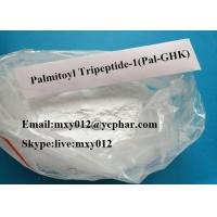 Wholesale Polypeptide Powder Anti Aging Steroids PAL - Ghk 147732-56-7 Palmitoyl Oligopeptide from china suppliers