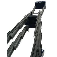 150Kg Loading 20m Height Hydraulic Aerial Work Platform Aluminum Profile