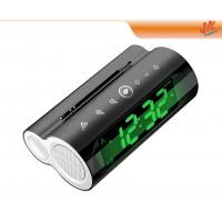 Wholesale Radio control 24hr / 12hr natural sounds alarm Electronic Calendar Clock With LED Display from china suppliers