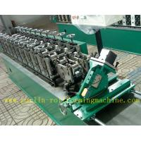 Wholesale Hollow Runner Metal Stud And Track Roll Forming Machine for T Guide Track Panasonic PLC Control Atos Valve from china suppliers