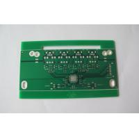 Wholesale FR4 Double Sided Quick Turn PCB HAL Lead Free , 2 OZ PCB For Communications from china suppliers