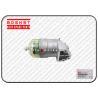 Buy cheap ISUZU 4HK1 8981438261 8-98143826-1 Isuzu Engine Parts Fuel Filter Assembly from wholesalers