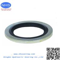Buy cheap Bonded Seal Washer with SGS RoHS FDA Certificates AS568 Standard (BONDED-SEAL-0001) from wholesalers