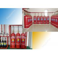 Wholesale 100L Cylinders Manual FM200 Gas Suppression System Colorless Tasteless from china suppliers