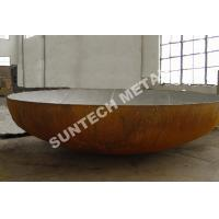 Wholesale Elliptical EHA Pressure Vessel Clad Head B265 Gr.1 Titanium and Carbon Steel from china suppliers