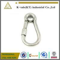 Wholesale hot sale cheap and good quality stainless steel snap hook material 304/ 316 from china suppliers