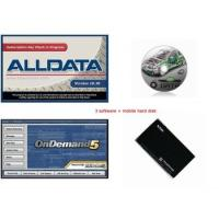 Wholesale Alldata Version 10.30 Mitchell V2010 Automotive Diagnostic Software For Laptop from china suppliers