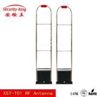 Wholesale Gary white RF EAS Security Gate retail anti theft devices 8.2MHZ Wide Detection Range from china suppliers