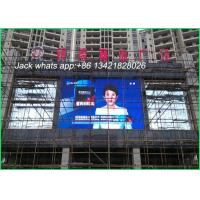 Wholesale Outdoor Full Color LED Display ,  HD LED Display Screens For Advertising Business from china suppliers