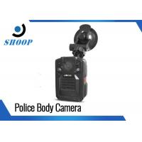 Wholesale Infrared Police Wearing Body Cameras , DVR Body Worn Camera With Night Vision from china suppliers