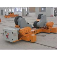 Wholesale 30T Self-aligning Pipe Welding Positioners VFD Rotary Speed Control from china suppliers