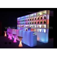 Wholesale Starlish Brand Bar Counter Glowing Bar Tables Built-in Rechargeable Battery For Pub from china suppliers