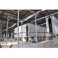 Wholesale Spray Pretreatment Automatic Powder Coating Line For Elevator Parts With Conveyor system from china suppliers