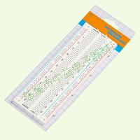 Wholesale Self Adhesive ABS Electronics Breadboard Kit One Terminal Strip from china suppliers