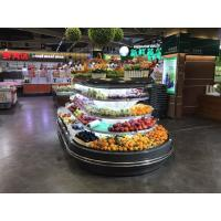 Buy cheap Supermarket Commercial Open Display Chiller For Fruit Beverage Vegetable from wholesalers