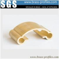 Buy cheap Brass Railing Systems Glass Stair Handrail Stair Brass Railing Prices from wholesalers