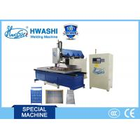 Buy cheap CNC Automatic Welding Machine For Welding Square Pipe Frame and Wire Mesh from wholesalers