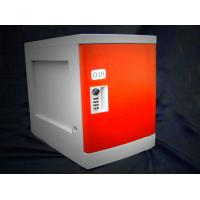 Quality Corrosion Proof ABS Plastic Lockers 5 Tier Clover Keyless Lock For Large Shopping Centers for sale