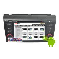 Wholesale Android 4.2.2 Car DVD Car Sereo GPS Navigation for Mazda 3 GPS Auto Radio 1.6GHz CPU WiFi from china suppliers