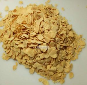Wholesale Yellowish Natural Delicious Fried Garlic Flakes from china suppliers