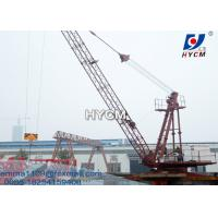 Wholesale OEM QD150 Derrick Crane 10tons Load to Dismantle Inner Crane Tower from china suppliers
