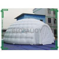 Quality Outdoor giant luxury inflatable PVC dome /party dome tent for sale for sale