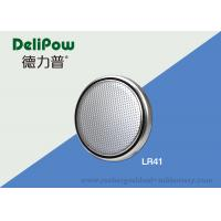 Wholesale Alkaline Button Cell Battery Lithium With 24 Months Shelf Life LR41 from china suppliers