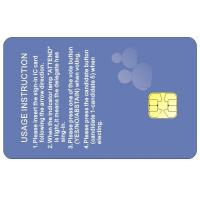 Wholesale ATMEL 24C256 Series Contacted Smart Card For Hotel Key Card from china suppliers