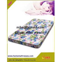 Wholesale Single Size Rebonded Foam Mattress from china suppliers
