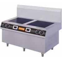 Wholesale Energy Saving 8000W 380V Commercial Induction Range For Fast Food / Snacks from china suppliers