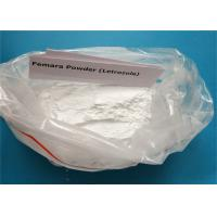 Wholesale White Steroid Powder Letrozole Femara CAS 112809-51-5 Treat Breast Cancer from china suppliers
