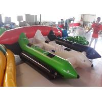 Wholesale UAE Flag Inflatable Fly Fishing Boats With Durable Handle N Double Reinforcement from china suppliers