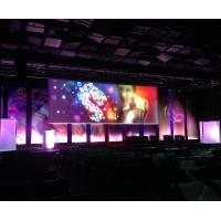 Wholesale 2.5Mm Lightweight Hd Led Display Screen / Led Advertising Display Quick Assemble from china suppliers