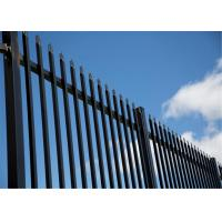 Wholesale spear top fence ,garrison fence ,hercules fence supplier from china suppliers