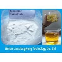 Wholesale Masterone Enanthate / Drostanolone Steroid Raw Powder for Bodybuilding , CAS 472-61-145 from china suppliers