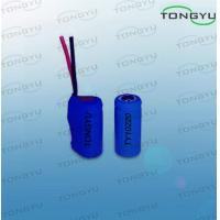 Wholesale 3.7V 130mAh Rechargeable Lithium Batteries For Handheld Electronics / Bike Light from china suppliers