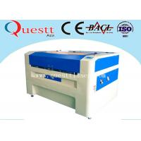 Wholesale 80 Watt Co2 Laser Engraving Cutting Machine Stable / Durable Offline Control Operation from china suppliers