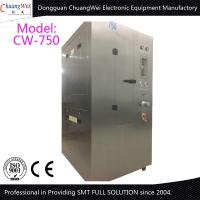 All SUS304 Stainless Steel smt cleaning equipment Pneumatic Stencil Cleaner