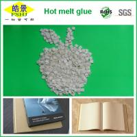 Wholesale Polyester Bookbinding Hot Melt Glue , Hot Melt Adhesive For Bookbinding High Adhesion from china suppliers