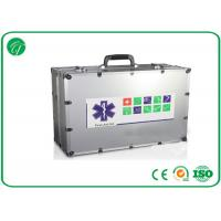 Wholesale Trauma Aluminum Medical First Aid Kit Outdoor For Illness / Injury Care from china suppliers