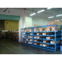 Wholesale Live Flowing Racking Carton Flow Rack  Light Duty Rotation Warehouse Storage System from china suppliers