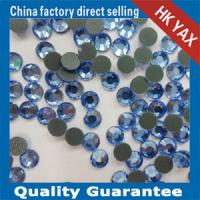 Wholesale lead free transfer strass lt.sapphire color from china suppliers